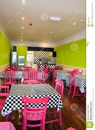 fancy cafe interior stock photo image of checkered cafe 28311338