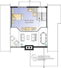 chalet house plans a popular rustic chalet house plan with mezzanine drummond