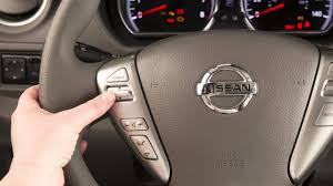 nissan versa warranty 2016 2016 nissan versa sedan steering wheel audio controls youtube