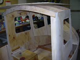 build a cabin boat design and ideas