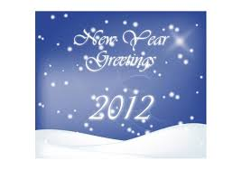 new year greetings free vector stock graphics images