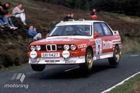 bmw rally car for sale 40 years of bmw 3 series the m3 rally car motoring com au