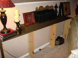 console turns into dining table tall console table ideas