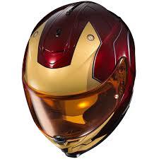 Iron Man Hjc Is 17 Iron Man Helmet Jafrum