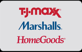 Buy Giftcards With Paypal by Buy T J Maxx Egift Cards With Paypal
