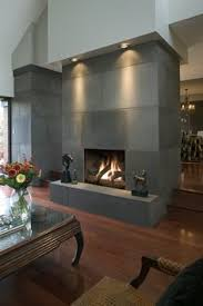 Indoor Outdoor Wood Fireplace Double Sided - double sided indoor outdoor fireplace u2026 pinteres u2026