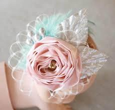 flowers for headbands ranunculus fabric flower tutorial elastic headbands