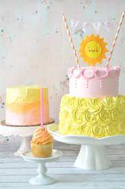 curly kitchen sunshine birthday cakes recipes cake
