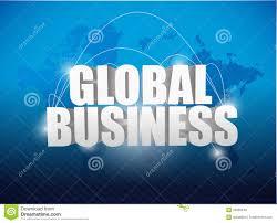 Free World Map Global Business World Map Concept Illustration Stock Illustration