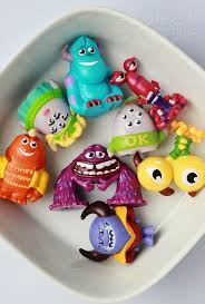 monsters university cereal treats