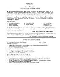 building maintenance resume examples landscape foreman resume example virtren com