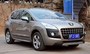 where is peugeot made spy shots china made peugeot 3008 without camouflage carnewschina com
