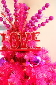 pink christmas tree extend the of your pink christmas tree to s day