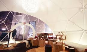 Sphere Interiors 5 Great Reasons To Build A Geodesic Dome Home Inhabitat Green