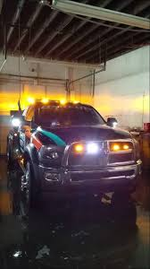 Tow Truck Led Strobe Lights Installed By Taino Led Youtube