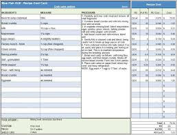 Excel Costing Template Cost Analysis Spreadsheet Template Hynvyx