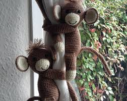 Monkey Curtains For Baby Room A Pair Of Koala Curtain Tie Backs Nursery Curtains Tie Backs