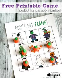 we heart parties free printables bright halloween party free 25