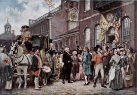 second inauguration of george washington