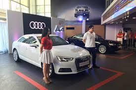 audi philippines motoring today column audi philippines 3 car launch motoring today