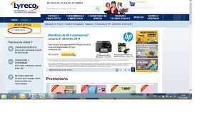 catalogue lyreco fournitures de bureau la commande sur le site lyreco fr connectez vous à l adresse