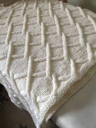 knitting pattern quick baby blanket free knitting pattern for lattice cables baby blanket knitting