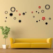 creative green living room tv background wall stickers flower creative green living room tv background wall stickers flower background colored circles wall stickers