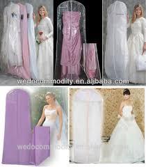 Wedding Dress Bag Custom Long Size Wedding Dress Garment Bag Bridal Dress Garment
