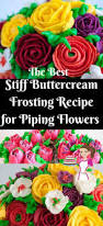 Easy Icing Flowers - best 25 frosting flowers ideas only on pinterest icing flowers