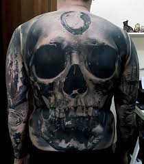 40 badass back tattoos for masculine design ideas