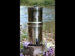 Berkey Water Filter Stand by Berkey Travel Water Filtration System Review And Test Youtube