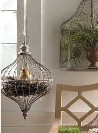 Bird Cage Decor Hanging Onion Bird Cage Decorative Birdcage Unique Planter