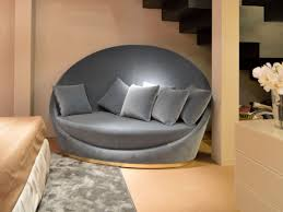Round Sofa Chair Living Room Furniture Style Roundup U2013 Decorating With Round Sofas And Couches