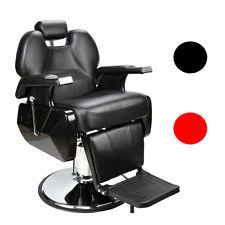 Barber Chairs For Sale Ebay Red Barber Chair Stylist Stations U0026 Furniture Ebay