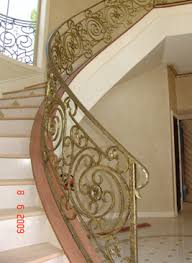 Interior Banister Railings Wrought Iron Stair Handrails Railings Systems Houston Tx