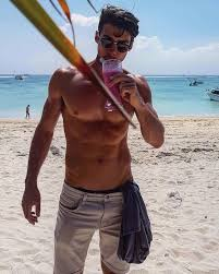mens beach fashion pin by thomas polk on attention pinterest male physique male