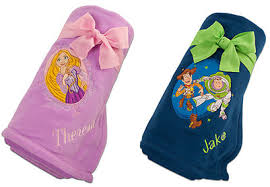 personalized disney character blankets 5 shipped