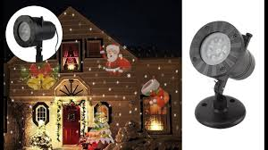 halloween light display projector 12 pattern laser light show projector outdoor for xmas halloween