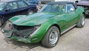 corvette junkyard california 1969 corvette convertible big block 427 project cars