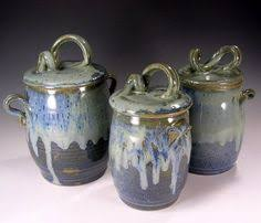 pottery kitchen canisters kitchen canister set pottery ceramic stoneware earth tones