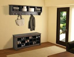 shoe storage bench with doors custom design front door shoe