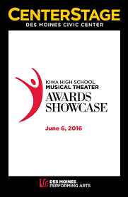 lexus financial services cedar rapids iowa 2016 iowa high musical theater awards by des moines
