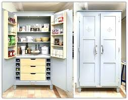 free standing corner pantry cabinet stand alone pantry image of stand alone kitchen pantry cabinet