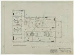 Dormitory Floor Plans Abilene State Hospital Dormitory Abilene Texas Second Floor