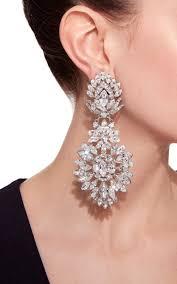clip on earrings australia silver large clip earrings by ben amun moda operandi