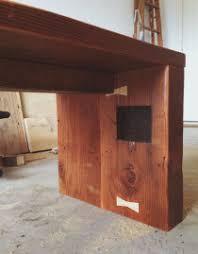 reclaimed wood the grain