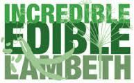 incredibly edible map edible lambeth