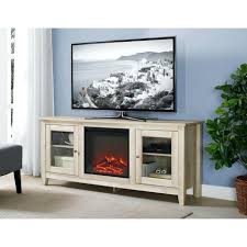 tv stand superb tv stand infrared bow front electric fireplace