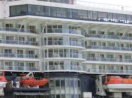 prefabricated balconies for cruise ships somec
