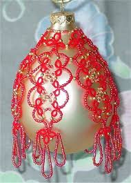88 best 태팅 tatting christmas u0026 easter images on pinterest